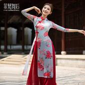 CHN21220旗袍上衣