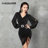MD20130连衣裙(不含腰带)