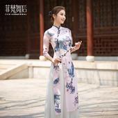 CHN21215旗袍上衣